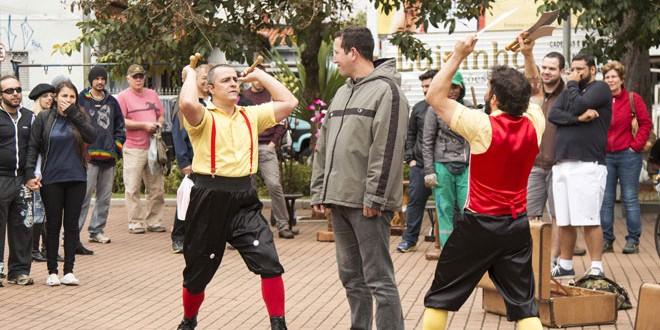 Cia. Los Circo Los realiza temporada do espetáculo 'Circulando por Campinas'