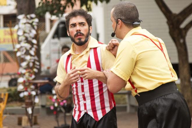 Los Circo Los foi notícia na AgenciaSN