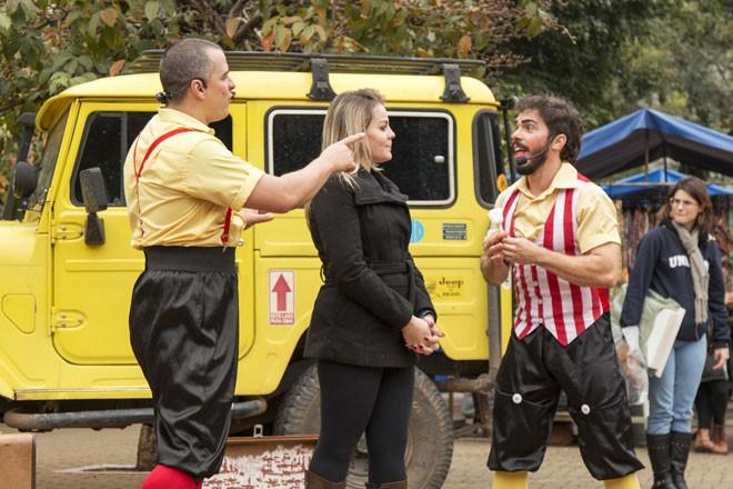 Los Circo Los percorre Campinas com espetáculo circense