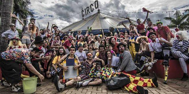 Los Circo Los no Festival Eu Riso 2017
