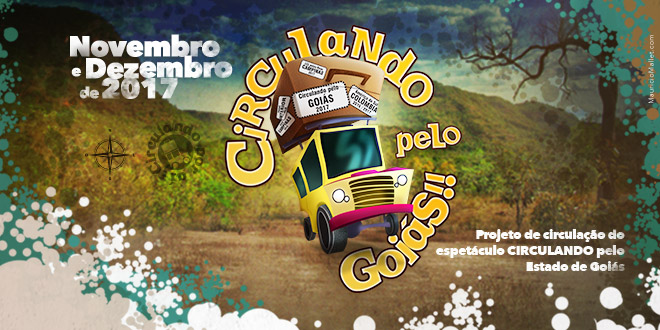 """Los Circo Los estará """"Circulando pelo Goiás"""""""
